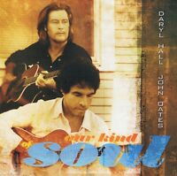 DARYL HALL & JOHN OATES - Our Kind Of Soul - CD