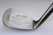 Men's R Hand Steel Shafted Bay Hill Tungsten Faced Spin Control Wedge 56 Degree