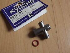 KYOSHO, SPIDER, GS11 CARBURETOR CASE SET, VINTAGE, 6510-01