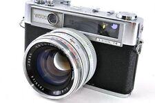 Exc! YASHICA LYNX-14 45/1.4 Film Camera Rangefinder ,CLA'ed #11562