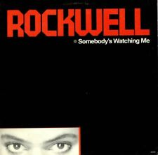 Rockwell - Somebody's Watching Me - audio cassette tape