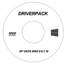 NEW PC LAPTOP DRIVERS DVD DRIVER UPDATE & RECOVERY FOR WINDOWS 7 8 8.1 32/64 BIT