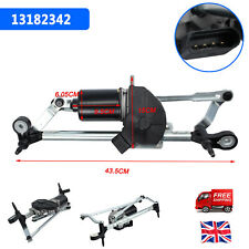WINDSCREEN WIPER MOTOR & LINKAGE FRONT FOR VAUXHALL CORSA D E COMBO 13182342