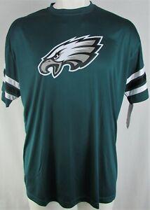 Philadelphia Eagles NFL Majestic Men's Big and Tall Performance T-Shirt