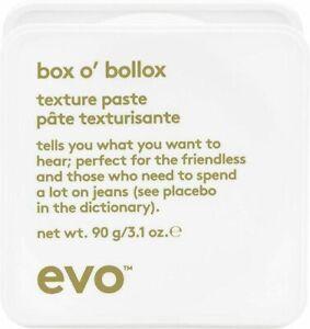 EVO Box O Bollox Texturiser Paste - 90g