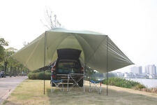 US Ship Outdoor Camping Canopy Shelter Tent Car Gazebo Tent Large Car Rear Tent