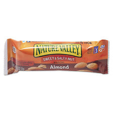 Nature Valley Granola Bars Sweet & Salty Nut Almond Cereal 1.2oz Bar 16/Box