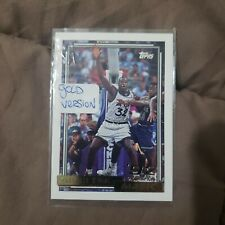 New listing Shaquille o'neal rookie card topps gold psa 9