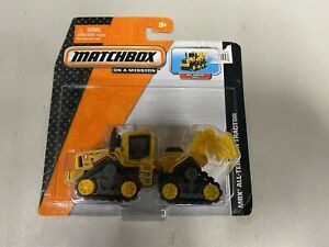 2012 Matchbox N5310-0912 Real Working Rigs MBX All Terrain Tractor