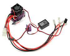 RC4ZE0008 RC4WD Outcry Dual Motor Crawler ESC w/Fan & Turbo BEC