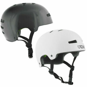 TSG Evolution Bike/Skate Helmet -Injected Color w/ Snug Fit & Triple Cert system