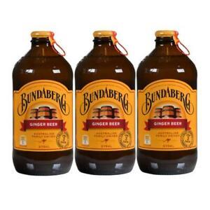 Bundaberg Ginger Beer 3x375 ml