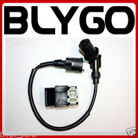 Ignition Coil + CDI UNIT GY6 125cc 150cc 250cc PIT PRO Quad Dirt Bike ATV Buggy
