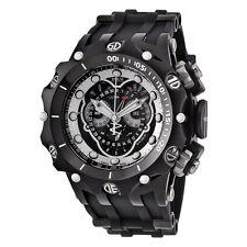 New Mens Invicta 20431 Venom Hybrid Reserve Swiss Chronograph Rubber Watch