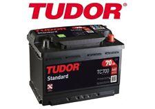 BATERIA COCHE / TUDOR STANDARD TC700 / 70Ah 640A 12V