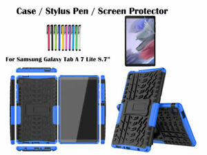 """Tough Heavy Duty Strong Case For Samsung Galaxy Tab A 7 Lite 8.7""""(2021)T220/T225"""