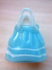 Blue Hand Blown Art Glass