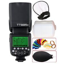 Godox TT685F GN60 2.4G TTL HSS Camera Flash Speedlite For Fujifilm Fuji Camera