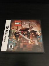 Nintendo DS LEGO Pirates Of The Caribbean (Complete)