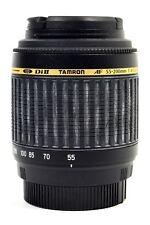 Tamron 55-200mm f/4-5.6 AF for NIKON