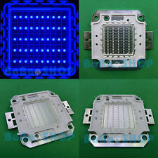 50W Royal Blue 455nm High Power COB LED Lamp Light Spotlight for Aquarium Plant