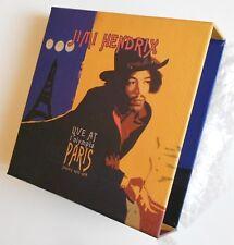 JIMI HENDRIX AT L'OLYMPIA LIVE IN PARIS EMPTY BOX FOR JAPAN MINI LP CD   P03