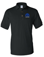 POLO Tee MOPAR T-Shirt *FREE SHIPPING* Parts Car Embroidery