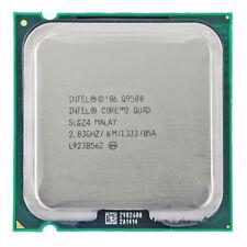 Q9500 Processor CPU For Intel Core2 Quad  2.83GHz 6MB Cache 1333 Desktop LGA 775