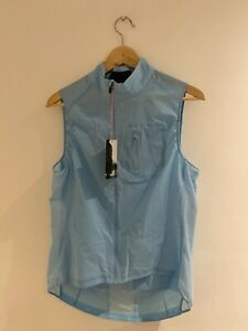RAPHA CLASSIC GILET II SIZE L LIGHT BLUE BRAND NEW WITH TAGS