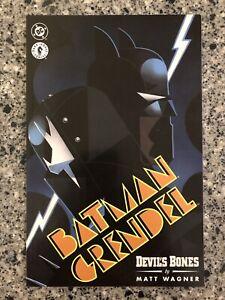 GRENDAL BATMAN DEVIL'S BONES TPB NM (Dark Horse/DC 1996)