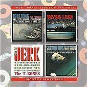 The T-Bones - Boss Drag/..at the Beach/Doin' the Jerk/ Everyone's Gone (2CD) NEW