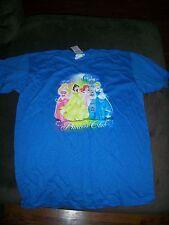 Disney el Princesa Palo Tubo T Camiseta Talla L 10-12