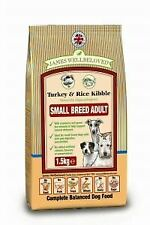 Wellbeloved Turkey and Rice Small Breed Adult 1.5kg - 18723
