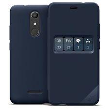 Wiko Smart Folio Wiboard Blue pour U'pulse Lite Wisfw00