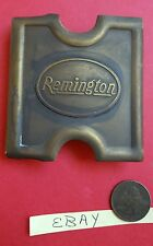 Brass Belt Buckle Anson Mills Remington Military Style