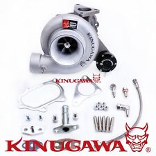 "Kinugawa Turbocharger 4"" AR70 SUBARU STI WRX T67-25G 7cm Oil Cooled/ Performance"