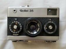 Rollei 35 Camera Singapore 35 mm 40 mm Flash Case Manual Bag