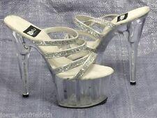 Erotik-Stiefel & -Schuhe mit Pfennigabsatz und 30-39 Größe