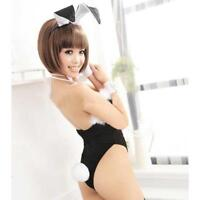 Bunny Costumes Lingerie Lace Rabbit Uniform Exotic Role Play Cosplay Womens aus