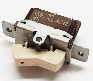 Alps rocker power switch SDT-7