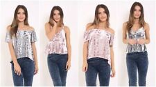 Unbranded Animal Print Tops & Shirts for Women