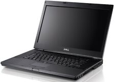 Dell Laptop Latitude E6410 Intel i5 4GB Ram 500GB Win10 PRO DVD WiFi NVIDIA GPU