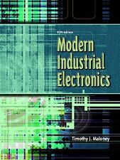 Modern Industrial Electronics, Fifth Edition by Maloney, Timothy J.