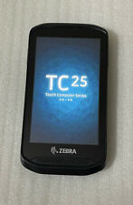 Zebra TC25 TC25BJ-10B101A6 1D2D Barcode Scanner Camera Sim Card Slot Android 8