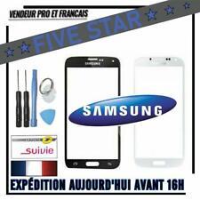 VITRE POUR ÉCRAN TACTILE SAMSUNG S5 S4 S3 S2 Noir Blanc Bleu kit outils AU CHOIX
