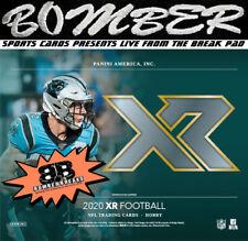 Miami Dolphins 2020 Panini XR Football 5 Box 1/3 Case Break 1