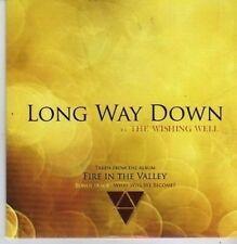 (CB146) Long Way Down, The Wishing Well - 2010 DJ CD