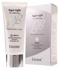 L'EGERE LEGERE SUPER LIGHT UV WHITENING BB CREAM SPF34