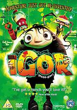 Igor [DVD] [2008] DVD Brand New & Sealed