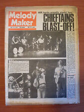 MELODY MAKER JUL 19 75 10CC URIAH HEEP DAVID BOWIE DRUID BEE GEES STEELEYE SPAN
